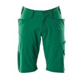 MASCOTAccelerate - Shorts,fire-vejstrækstof,lavvægt - Grøn
