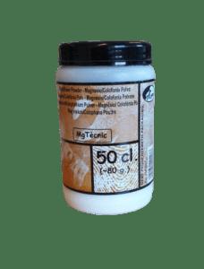 Magnesiumpulver i dåse, 50 cl sportskalk med harpiks, 8C Plus Resin MgClassic