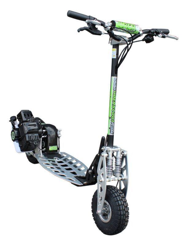 MegaLeg Benzin Løbehjul 49cc