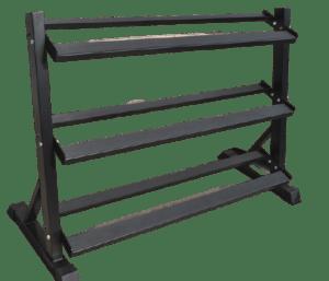 Odin Rack Bænk til Hex håndvægte - Størrelse: 158*70*100cm