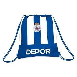 Rygsæk med Snore R. C. Deportivo de La Coruña Blå Hvid