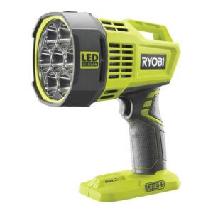 Ryobi R18SPL-0 akku LED-lygte 18V solo (u/batteri og lader)