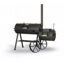 "SmokyFun Party Wagon 6 Reverse Flow 20"" Offset Smoker"