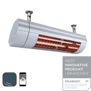 Solamagic el-terrassevarmer 2000ECO+ pro BTC - titanium