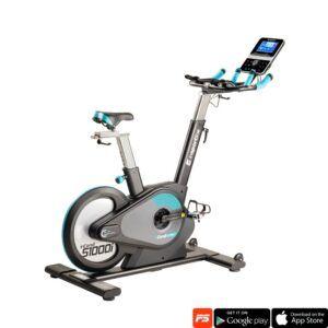 Spinningcykel - inCondi S1000i - inSPORTline