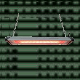 Terrassevarmer Hængemodel 1000/2000 W Remote Gt