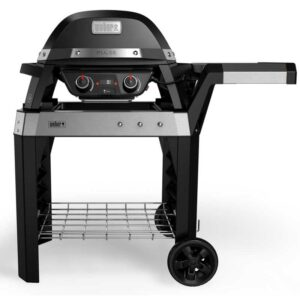 Weber® PULSE 2000 elektronisk elgrill med stativ sort