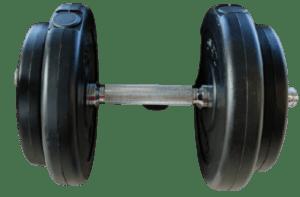 cPro9 Basic Justerbar Håndvægt 15kg