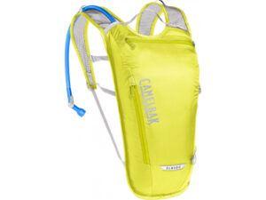 Camelbak Classic Light - Rygsæk 2 L med 2 L vandreservior - Safety Yellow/Silver