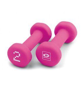 Dumbbells 2x1 kg håndvægte