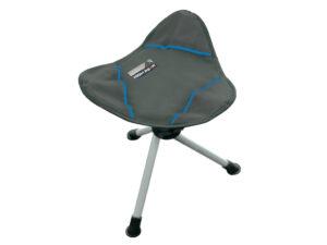 High Peak Tarifa - 3-benet stol - Grå/blå
