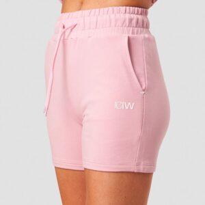 ICANIWILL Sweatshorts Pink Wmn