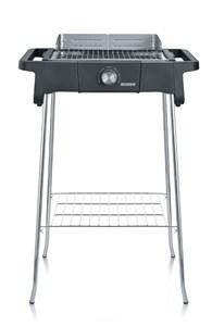 PG 8124 Style Evo S Grill Bordplade Elektrisk Sort 2500 W