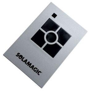 Solamagic 4-kanals fjernbetjening til 2000ECO+ pro ARC og S1 Premium varmelamper