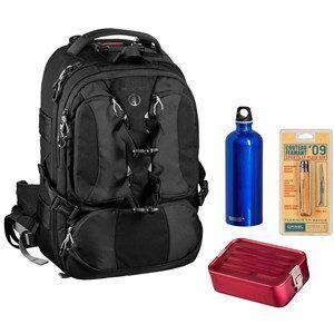 Anvil Slim 15 black Set Backpack