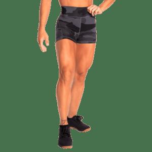 Better Bodies Soho Shorts, Dark Camo