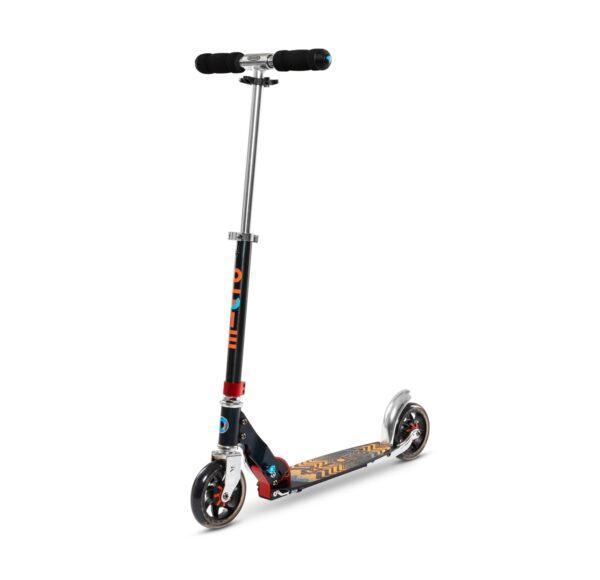 Micro Speed Aztec Løbehjul - Sort