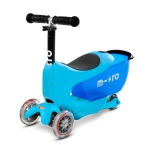 Micro Mini2go Deluxe Plus - Blå